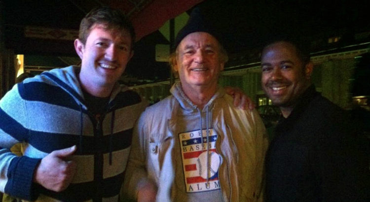 bill murray in charleston 2014